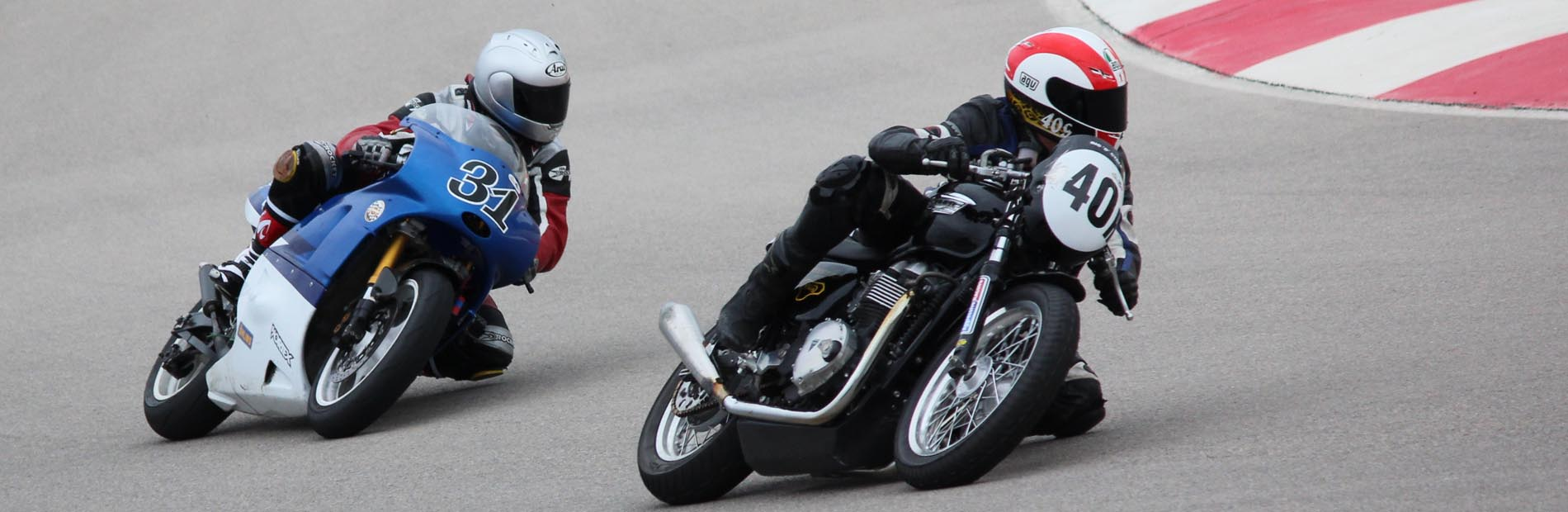The 2016 Bonneville Vintage GP